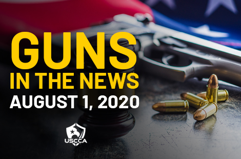 Guns in the News: You Are Not Alone
