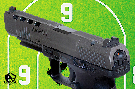 XS RAM Tritium Sights: Now Available for Canik TP9 Pistols