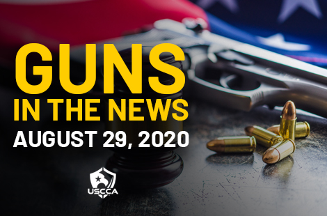 Guns in the News: Not Law … Yet