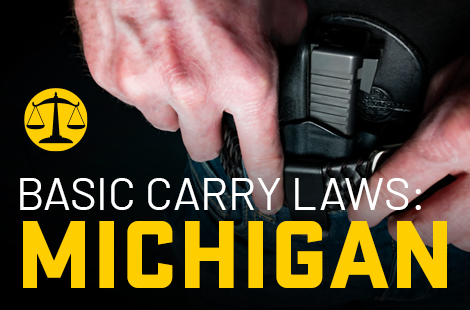 Basic Carry Laws: Michigan