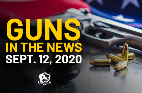 Guns in the News: California Is Burning