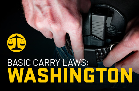 Basic Carry Laws: Washington