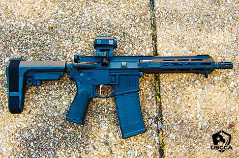 Springfield Armory SAINT Victor .300 BLK AR-15 Pistol